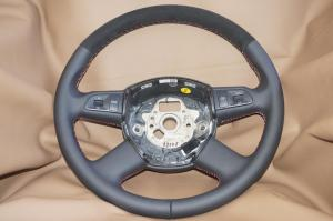 volantes cuero Audi