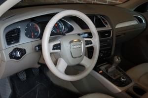 volante Audi cuero liso nappa