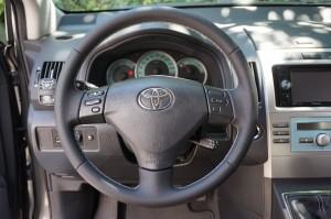 Toyota nappa liso y microperforado
