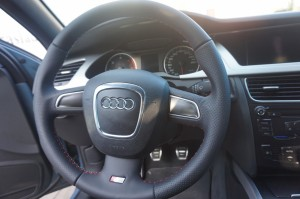 Audi nappa mix con perforado