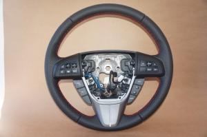 Mazda 6, nappa y perforado