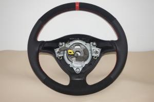 volante Seat mix con alcantara y perforado