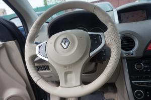 Renault cuero nappa perforado y liso