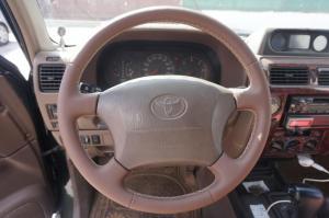 volante Toyota cuero liso  nappa