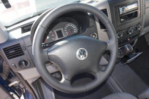 volante Volkswagen cuero granulado